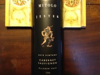 Mitolo Cabernet Sauvignon, the Jester