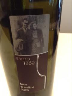 Sarno 1860 Italian white