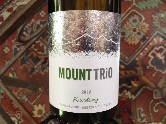Mount Trio Australian Rieslig