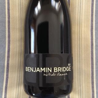 Benjamin Bridge Sparkler
