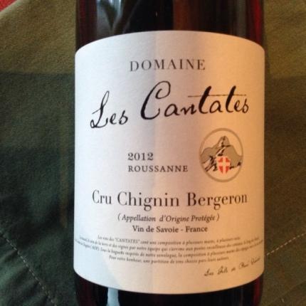 Roussanne - Vin de Savoie
