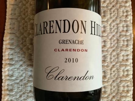 Grenache - Clarendon Hill